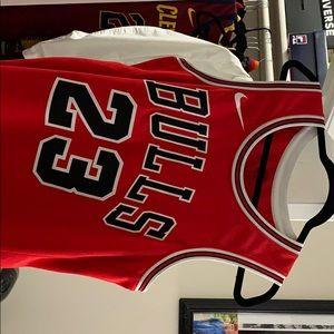 Micheal Jordan Bulls Jersey 23
